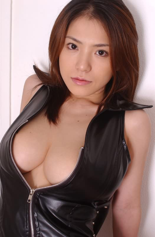 Asian pussy black leather, janice cruz nude